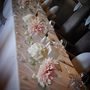 Dahlia top table prettiness  #flower #ar