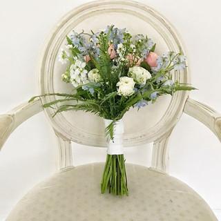 Laura's gorgeous bridal bouquet ⠀⠀⠀⠀⠀⠀⠀⠀