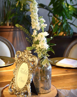 Busy week at Peony and Gold this week. F