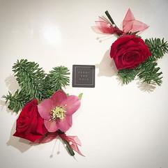 Beautiful buttonholes #wedding #bride #b