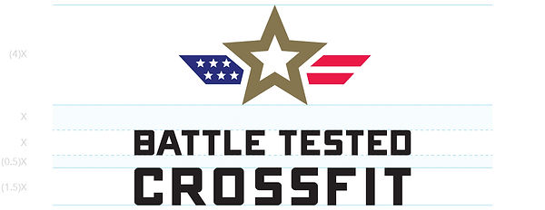 Battle Tested Crossfit WEB logo construc