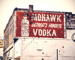 Mohawk - Detroit's Favorite Vodka