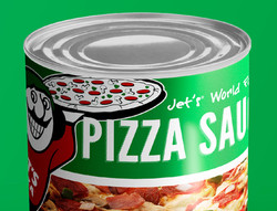 Jet's Pizza® Sauce Can