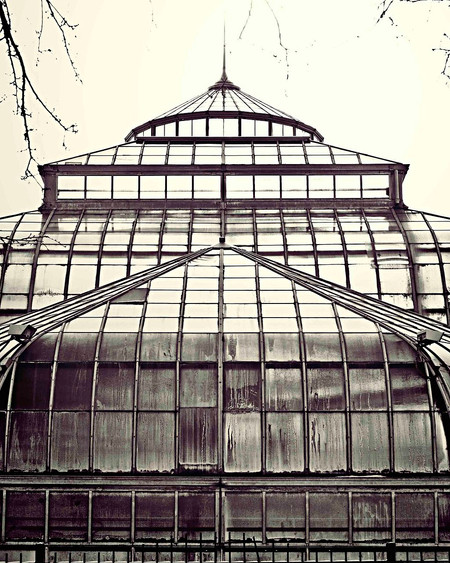 The Belle Isle Conservatory