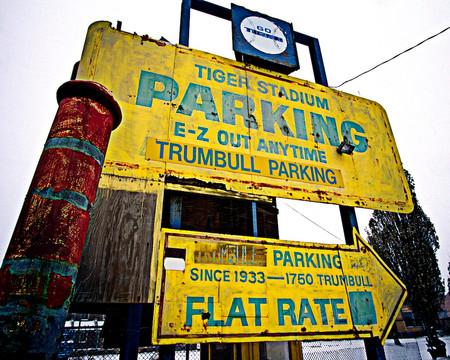 Tiger Stadium Parking