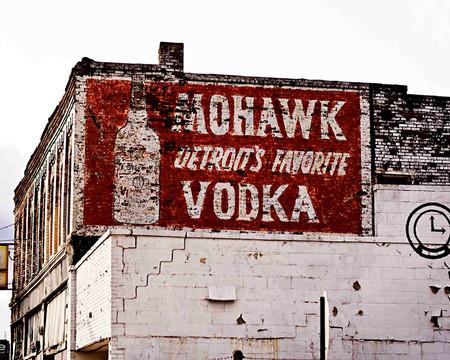 Mohawk Vodka