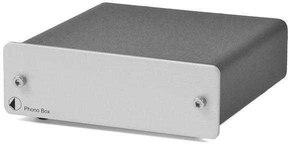 ММ/МС-фонокорректор Phono Box (DC)