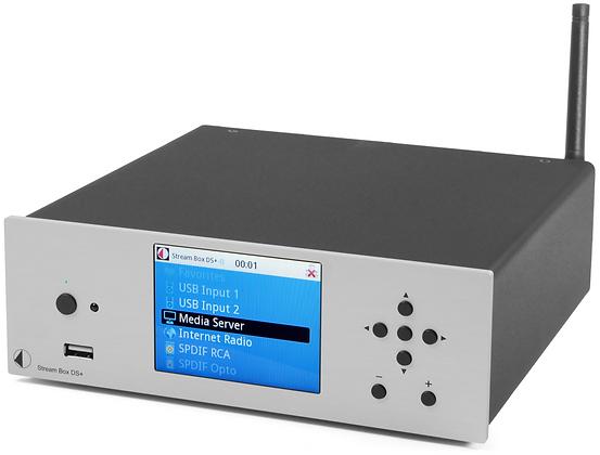 Сетевой проигрыватель STREAM BOX DS +