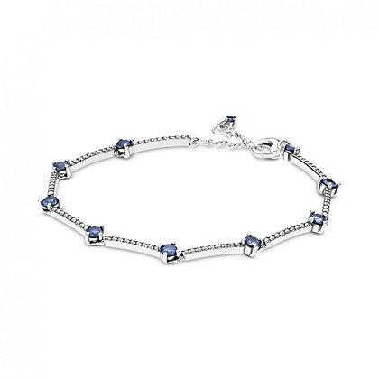 Bracelet Barres Pavé Scintillant 599217C01-16
