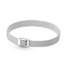 Bracelet Fermoir Scintillant Pandora Reflexions 599166C01-16