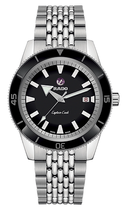 Montre Rado Captain Cook automatique R32505153