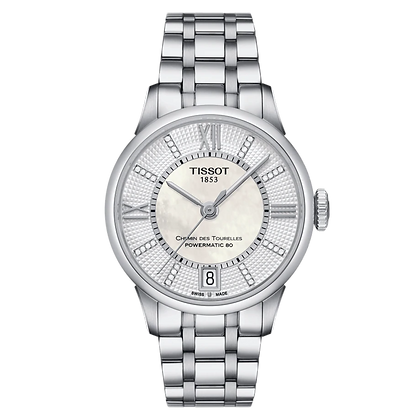 Montre TISSOT CHEMIN DES TOURELLES POWERMATIC 80 LADY T09920711116