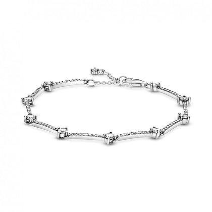 Bracelet Barres Pavé Scintillant 599217C02-20