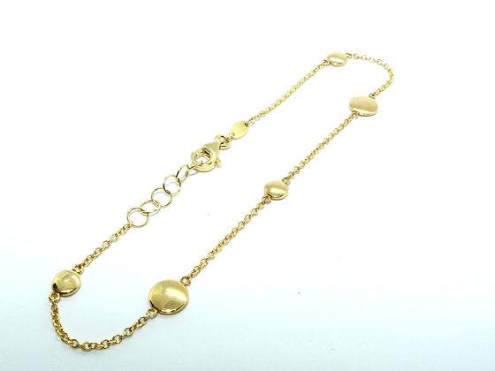 Bracelet Or 18 Cts