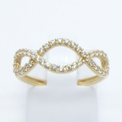 Bague Or 18 Cts