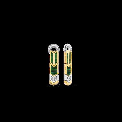 TI SENTO - Milano Charms pour les boucles d'oreilles 9225MA
