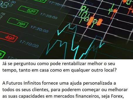 Aprenda a negociar nos mercados a partir de casa