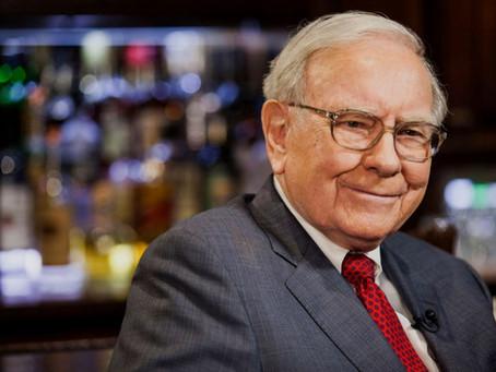 Warren Buffett, a lenda do mercado financeiro: conheça a trajetória do bilionário.