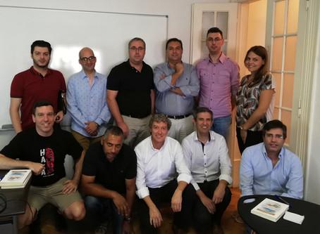 Workshop Mercados Financeiros concluído