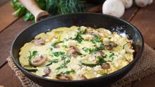 Omelette bliss!