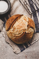 Barley Yogurt Bread