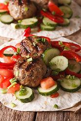 Assyrian Burger