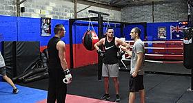 boxing, mma, kickboxing, personal training, wollongong, illawarra, weight loss