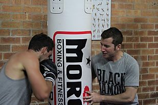 boxing, mma, kickboxing, personal training, wollongong, illawarra, weight loss