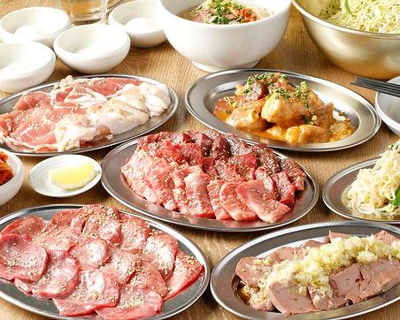 肉通宴会コース