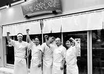 (株)イングスが展開するらぁ麺はやし田のスタッフ写真
