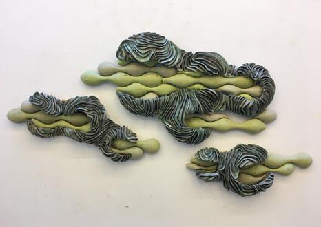Environments, 2017, ceramic