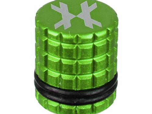 HK tank fill nipple cover (green)