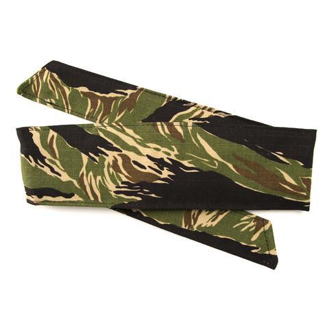 HK headband ( tiger woodland)
