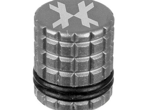 HK tank fill nipple cover (silver)