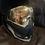 Thumbnail: Push Unite mask tropical skull gold lens