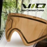 virtue vio high contrast copper lens