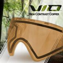 virtue vio high contrast copper lens