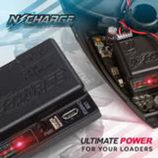 N charge rechargeable battery for rotors and spires