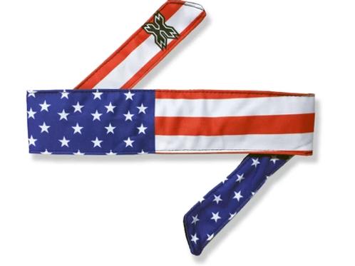 HK headband (hostile stripes)