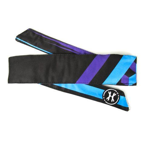 HK headband (dart purple)