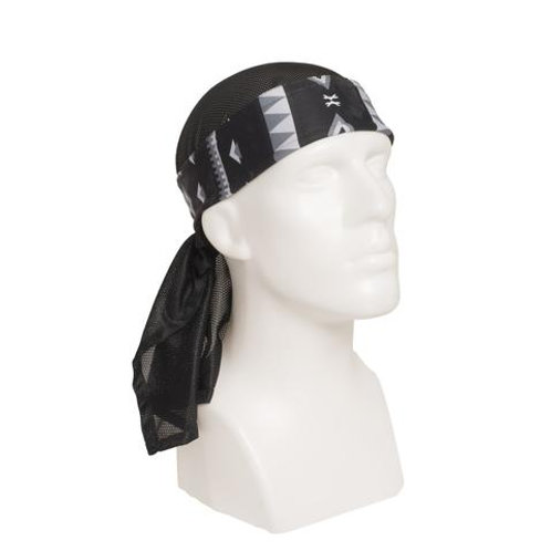HK headwrap (tribe gray)