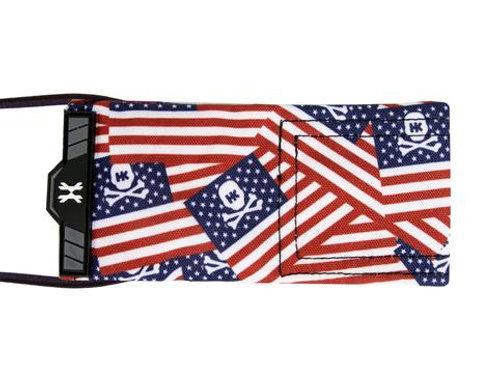 HK barrel condom ( USA flag)