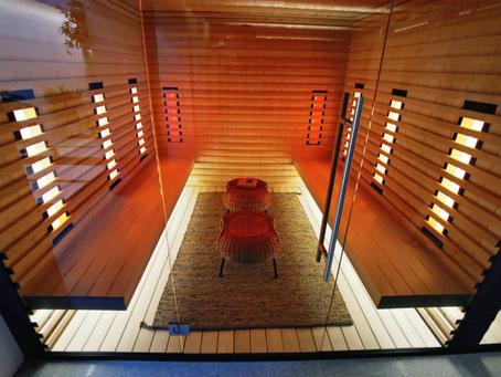 Infra sauna - nedocenený klenot medzi saunami