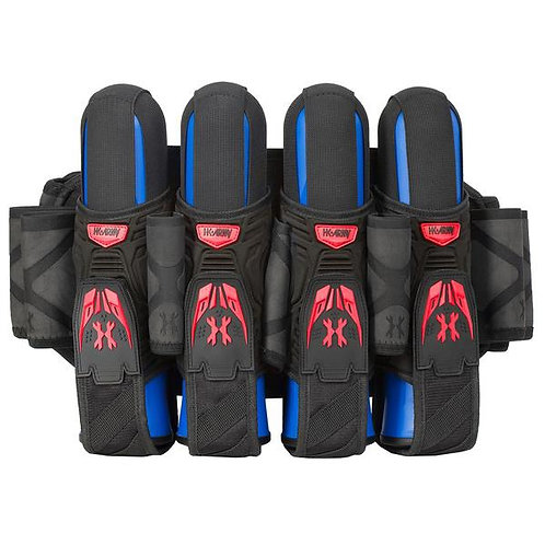 MagTech harness 4+3+4 red