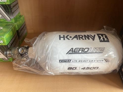HK white Aerolite tank with powerhouse reg