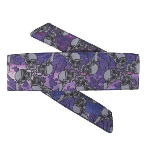 HK hostilewear headband (galaxy)