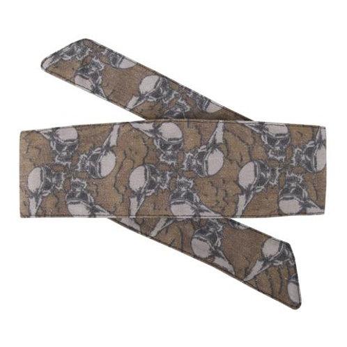 HK hostilewear headband (tan)