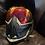 Thumbnail: Push Unite Tropical skull red lens