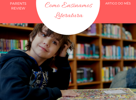 [Parent's Review] Como Ensinamos Literatura