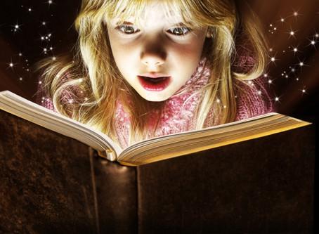 """""""Como a Ficção Ajuda no Crescimento das Crianças"""" por Sonya Shafer"""